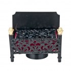 Light - LED Fireplace Firebox Light / Lamp  2341 dollhouse 1/12 scale  metal